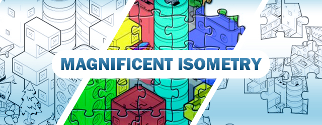 MAGNIFICENT ISOMETRY